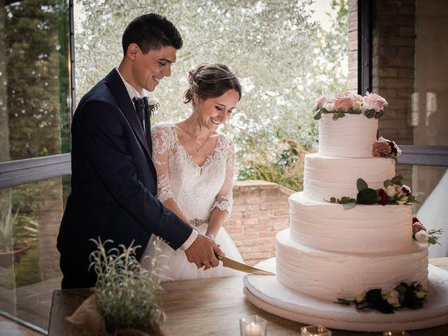Il matrimonio di Luca e Sara a Reggio nell'Emilia, Reggio Emilia 33