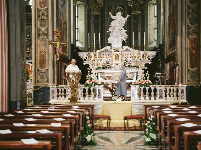 Il matrimonio di Fabio e Romina a Varazze, Savona 7