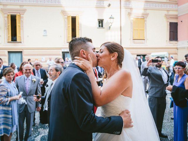 Il matrimonio di Fabio e Romina a Varazze, Savona 12