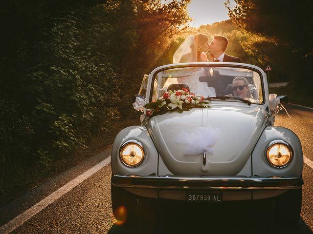 Il matrimonio di Fabio e Romina a Varazze, Savona 14
