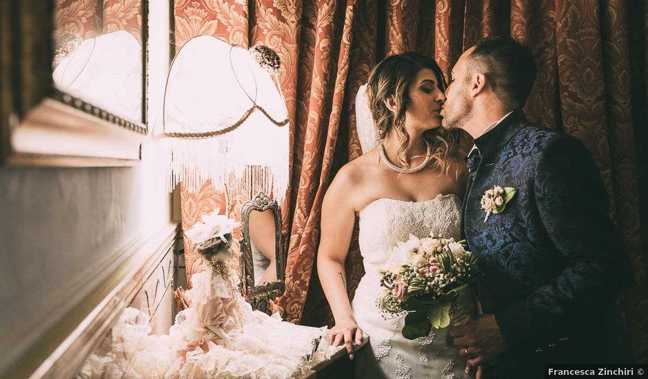 Il matrimonio di Stefano e Valeria a Uri, Sassari