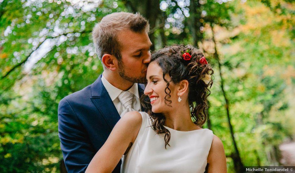Il matrimonio di Marius e Elisa a Sanzeno, Trento