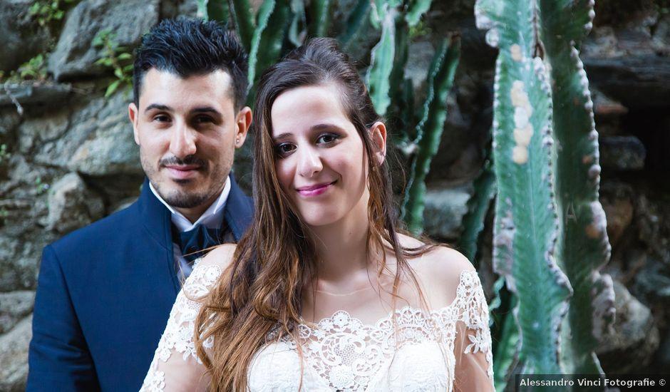 Il matrimonio di Rocco e Elisa a San Calogero, Vibo Valentia