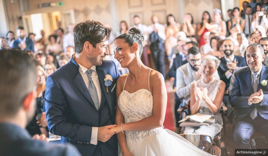 Il matrimonio di Salvatore e Chiara a Longiano, Forlì-Cesena