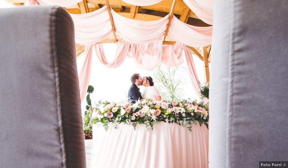 Il matrimonio di Dario e Rossana a Cercemaggiore, Campobasso