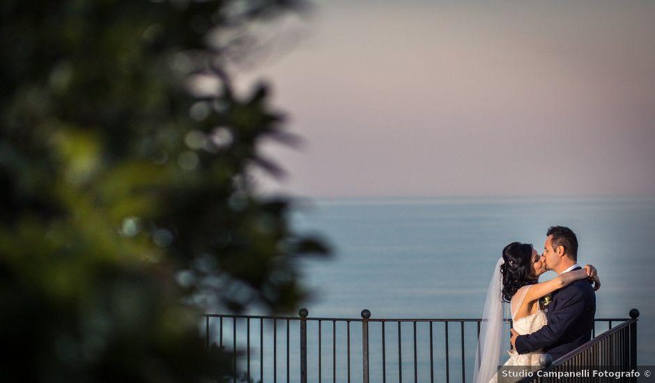 Il matrimonio di Alessio e Luana a Grottammare, Ascoli Piceno