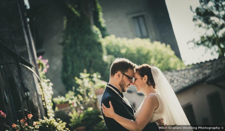 Il matrimonio di Fabio e Marzia a Roma, Roma