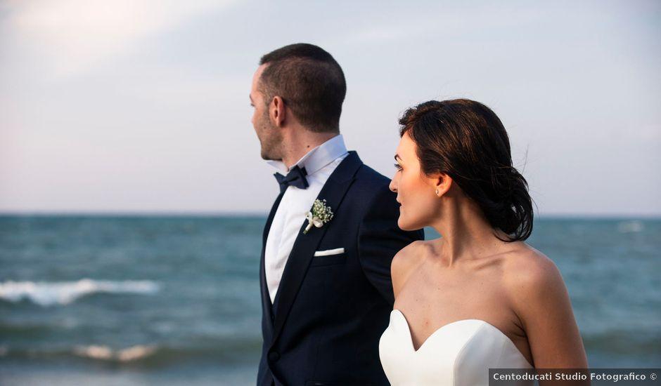 Il matrimonio di Giuseppe e Sara a Matera, Matera