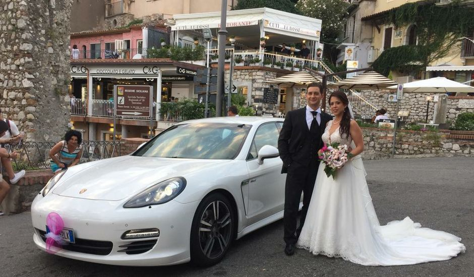 Il matrimonio di Filippo e Barbara a Messina, Messina