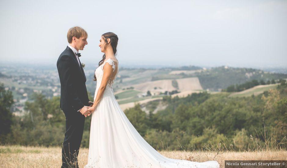 Il matrimonio di Luca e Fabiana a Reggio nell'Emilia, Reggio Emilia