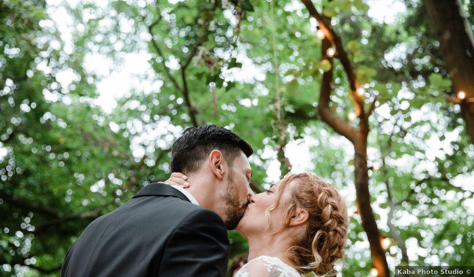 Il matrimonio di Mirko e Chiara a Cingoli, Macerata