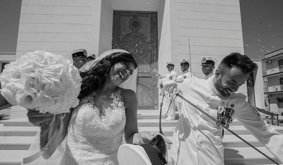 Il matrimonio di Mino e Pamela a Latiano, Brindisi