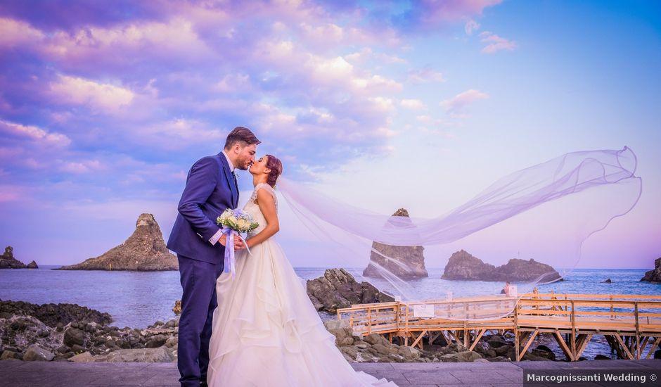 Il matrimonio di Valentina e Christian a Belpasso, Catania