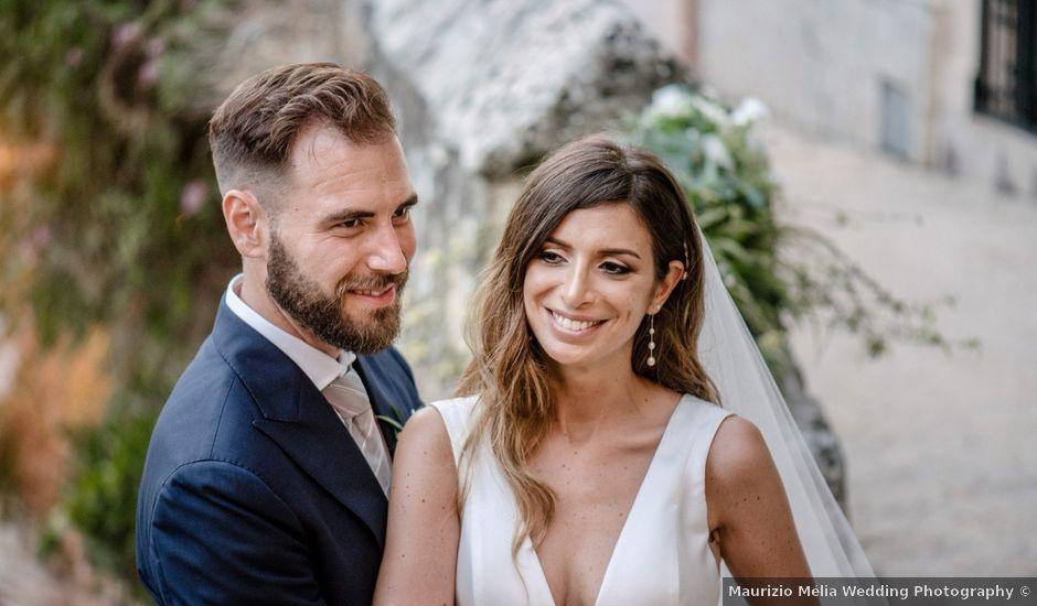 Il matrimonio di Valeria e Marco a Ragusa, Ragusa