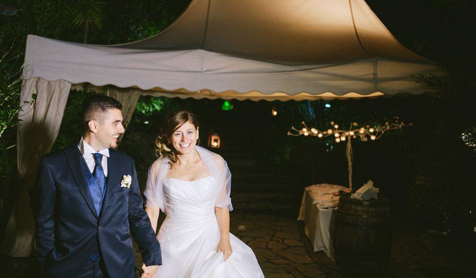 Il matrimonio di Fabio e Romina a Varazze, Savona