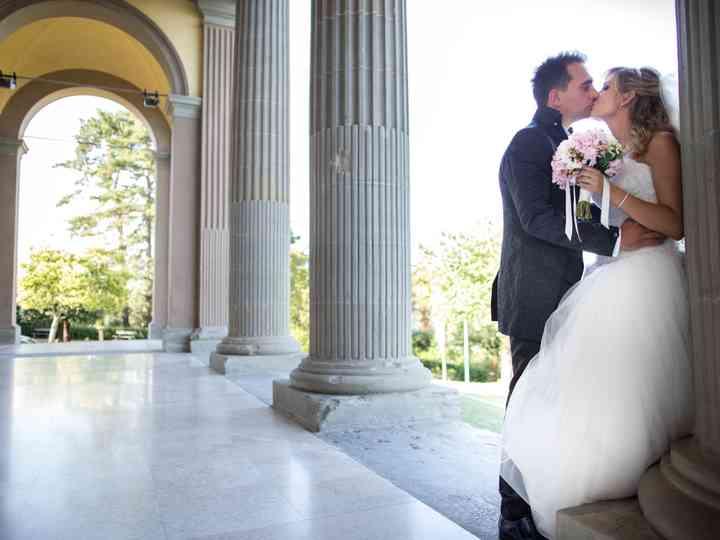 Le nozze di Claudia e Mirco