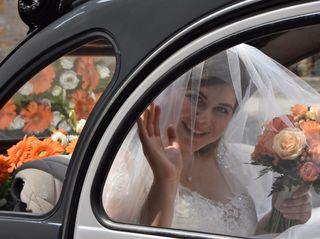 le nozze di Francesca e Ottavio 3