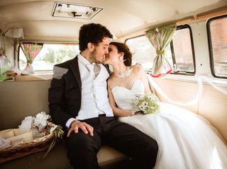 Le nozze di Stefano e Sara 1