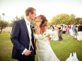 Le nozze di Melinda e Matthew