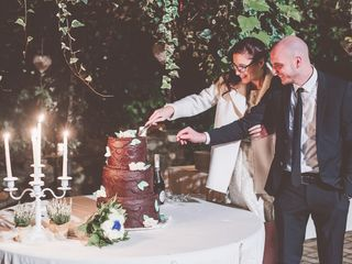 Le nozze di Nadja e Davide