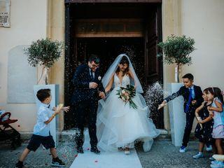 Le nozze di Matteo e Alina