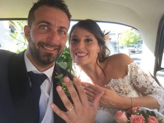Le nozze di Sara  e Piero