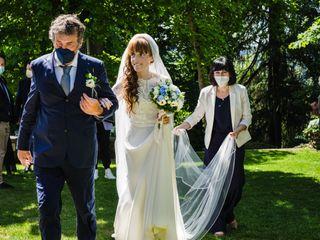 Le nozze di Cristina e Angelo 1