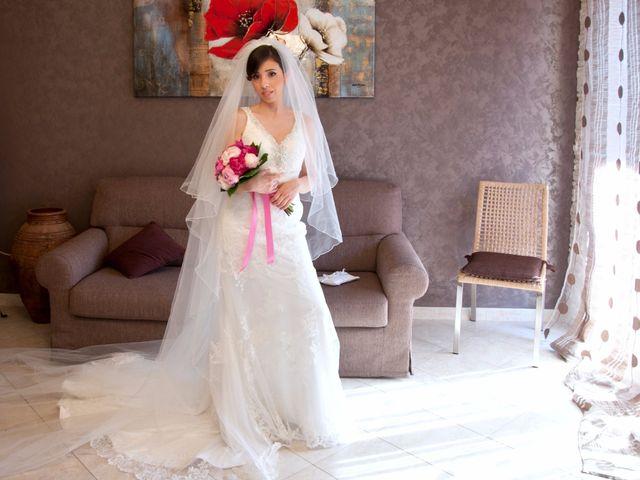 Il matrimonio di Francesco e Irene a Francavilla di Sicilia, Messina 138