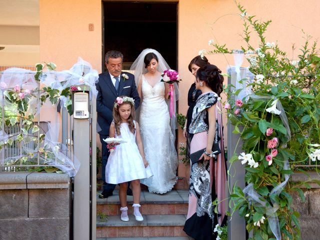 Il matrimonio di Francesco e Irene a Francavilla di Sicilia, Messina 141