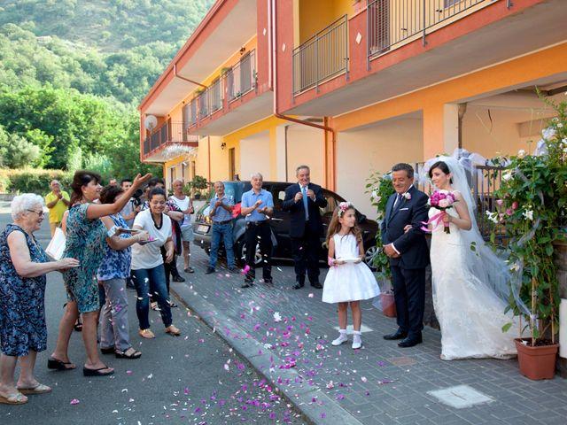 Il matrimonio di Francesco e Irene a Francavilla di Sicilia, Messina 142