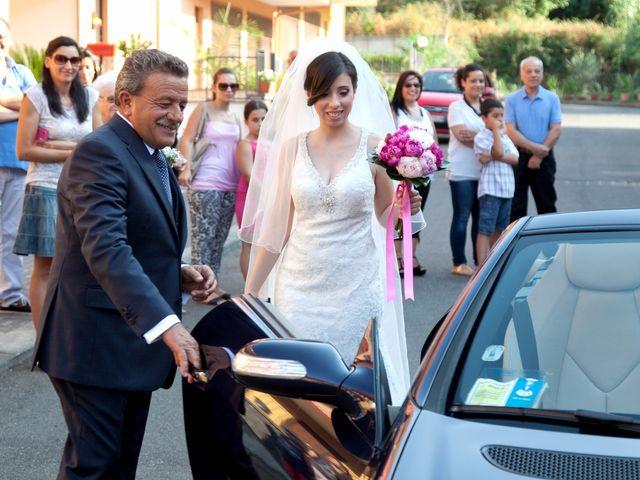 Il matrimonio di Francesco e Irene a Francavilla di Sicilia, Messina 143
