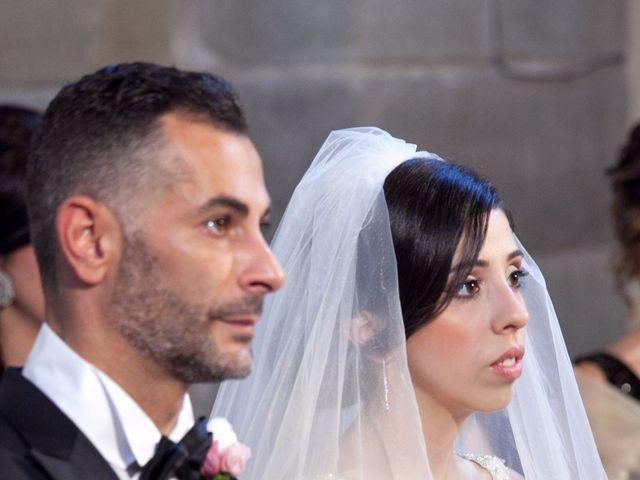 Il matrimonio di Francesco e Irene a Francavilla di Sicilia, Messina 149