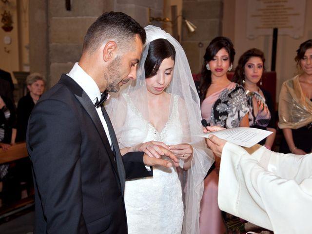 Il matrimonio di Francesco e Irene a Francavilla di Sicilia, Messina 153