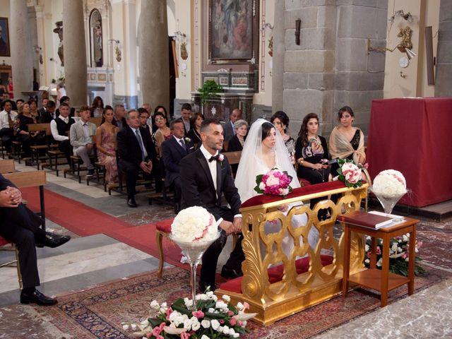 Il matrimonio di Francesco e Irene a Francavilla di Sicilia, Messina 156