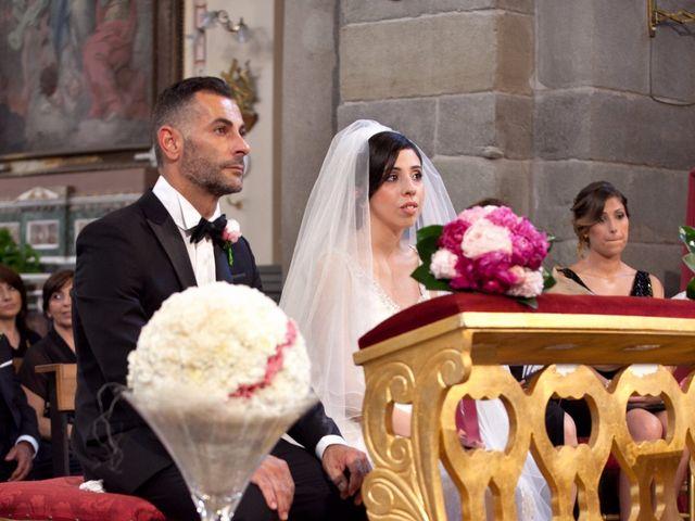 Il matrimonio di Francesco e Irene a Francavilla di Sicilia, Messina 159