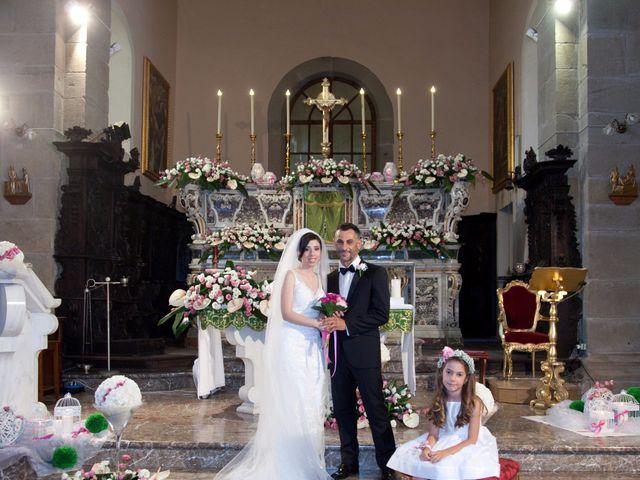 Il matrimonio di Francesco e Irene a Francavilla di Sicilia, Messina 164
