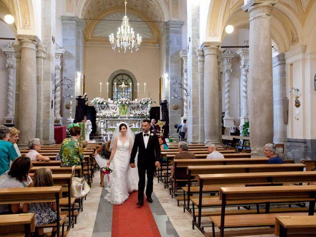 Il matrimonio di Francesco e Irene a Francavilla di Sicilia, Messina 168