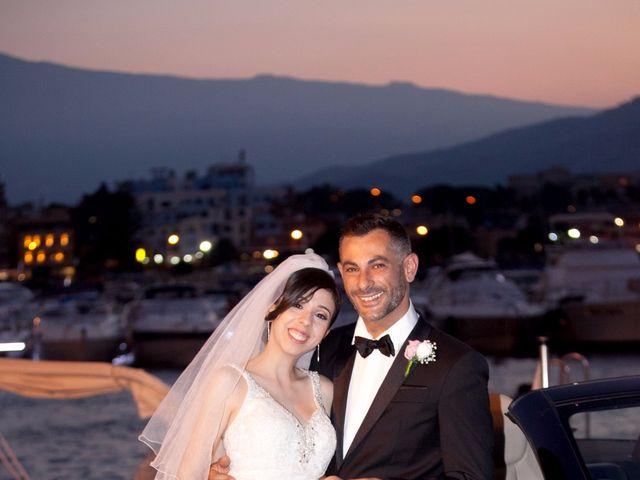 Il matrimonio di Francesco e Irene a Francavilla di Sicilia, Messina 173