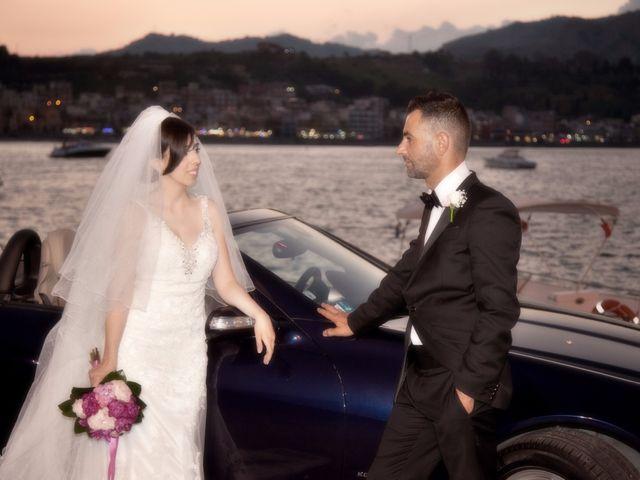 Il matrimonio di Francesco e Irene a Francavilla di Sicilia, Messina 175