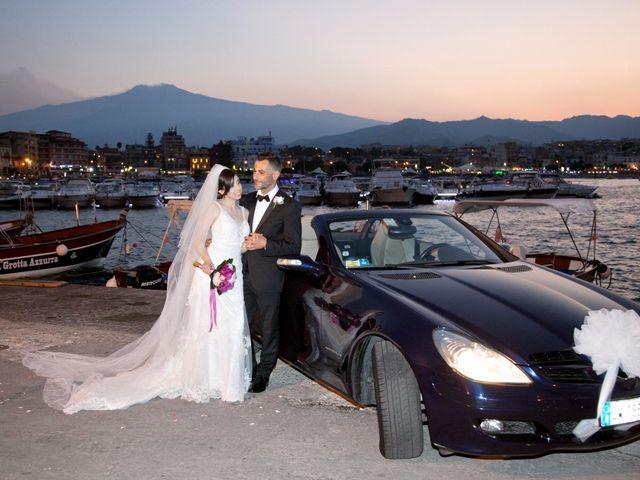 Il matrimonio di Francesco e Irene a Francavilla di Sicilia, Messina 176