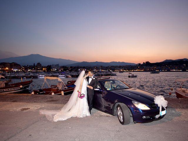 Il matrimonio di Francesco e Irene a Francavilla di Sicilia, Messina 178