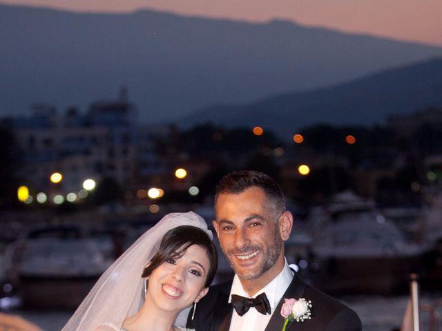 Il matrimonio di Francesco e Irene a Francavilla di Sicilia, Messina 179