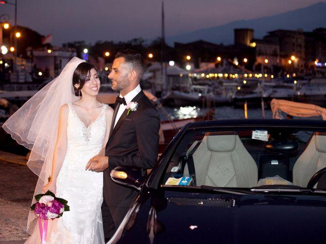 Il matrimonio di Francesco e Irene a Francavilla di Sicilia, Messina 181