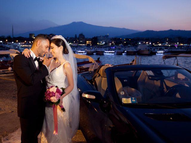 Il matrimonio di Francesco e Irene a Francavilla di Sicilia, Messina 182