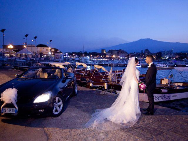 Il matrimonio di Francesco e Irene a Francavilla di Sicilia, Messina 184