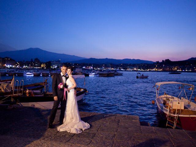 Il matrimonio di Francesco e Irene a Francavilla di Sicilia, Messina 186