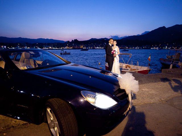 Il matrimonio di Francesco e Irene a Francavilla di Sicilia, Messina 189