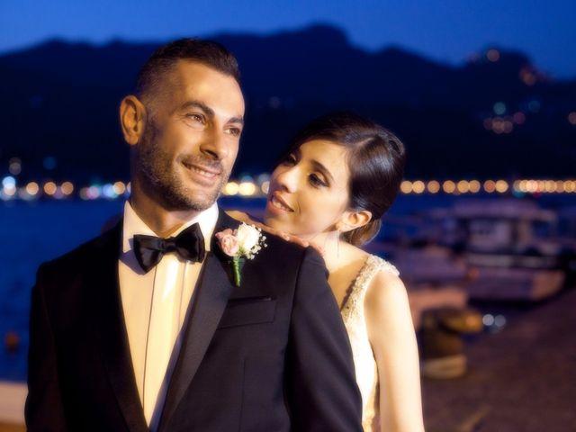 Il matrimonio di Francesco e Irene a Francavilla di Sicilia, Messina 194
