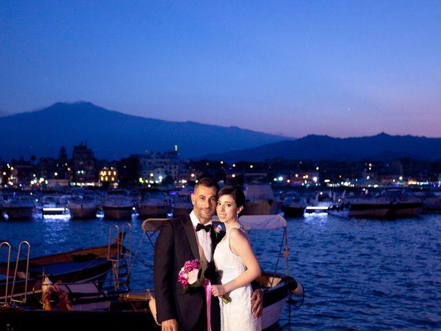 Il matrimonio di Francesco e Irene a Francavilla di Sicilia, Messina 195