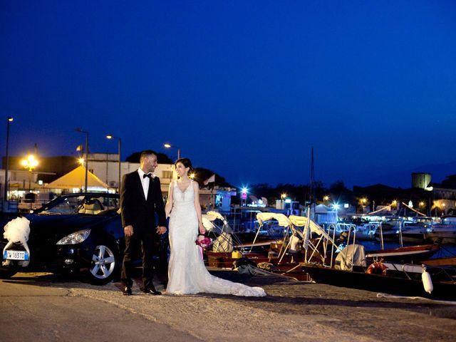 Il matrimonio di Francesco e Irene a Francavilla di Sicilia, Messina 197